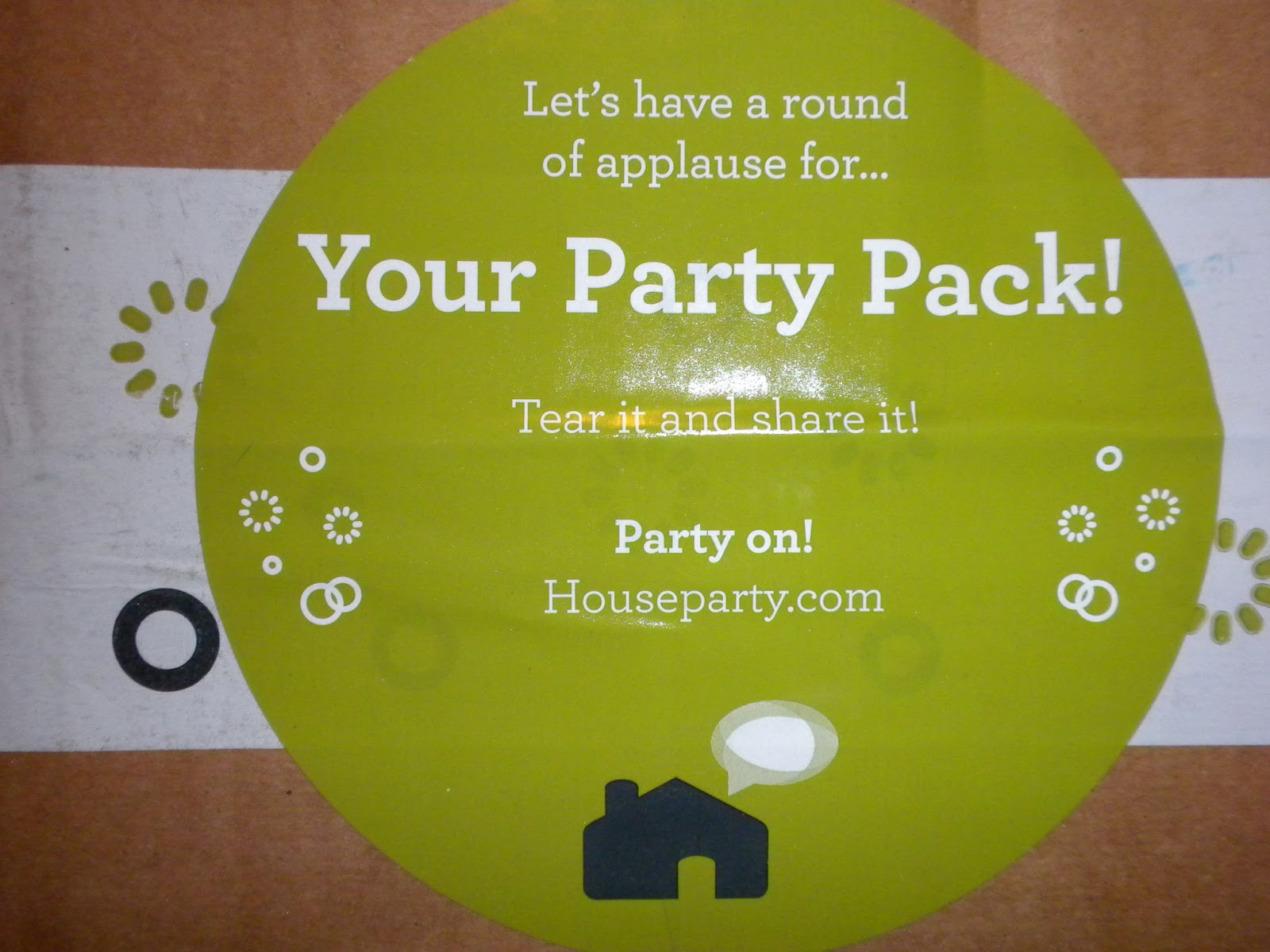 HouseParty Party Pack