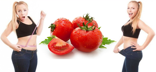 What Is The Weight Loss Principle Of Tomatoes?
