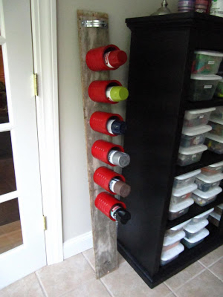 Organizing With Style Roundup Of Spray Paint Storage