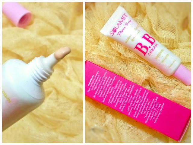 Review lengkap BB Cream Sulamit Cosmetics dan kegunaannya
