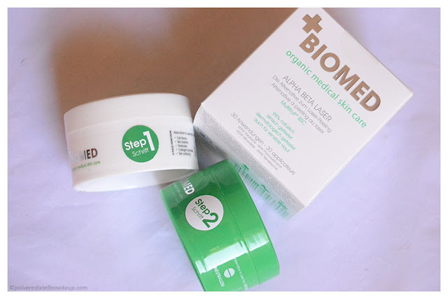 Biomed Organics Alpha-beta Laser Peeling