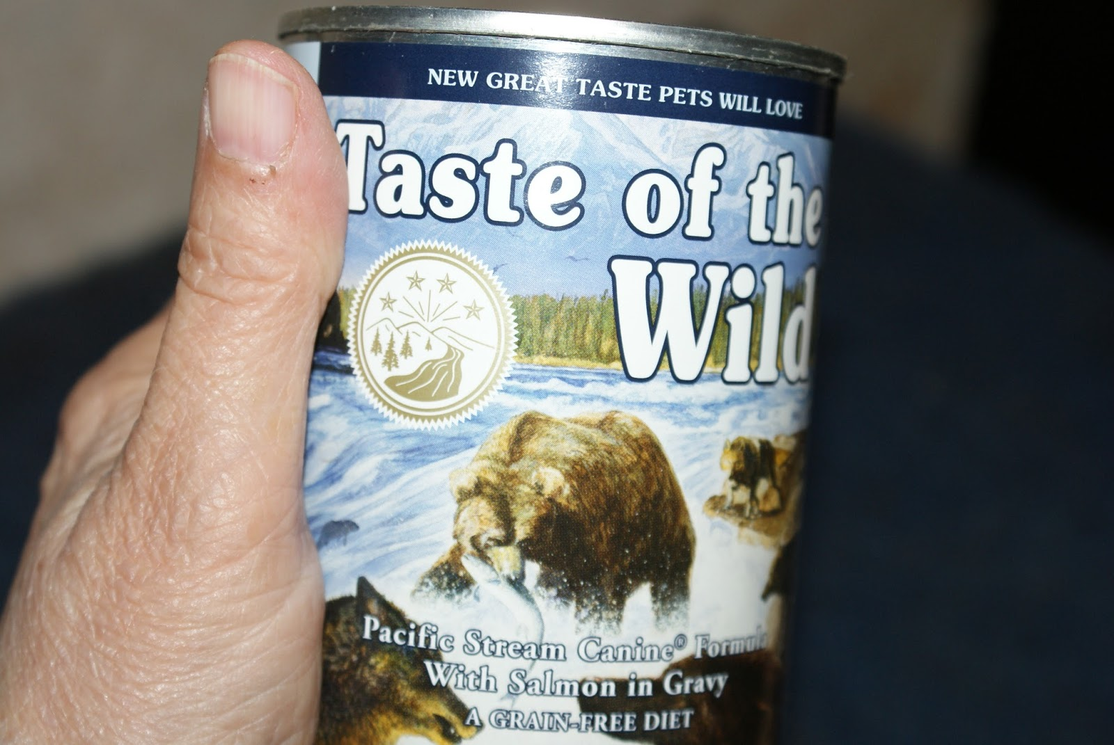 Does Taste Of The Wild Have Low Fat Food