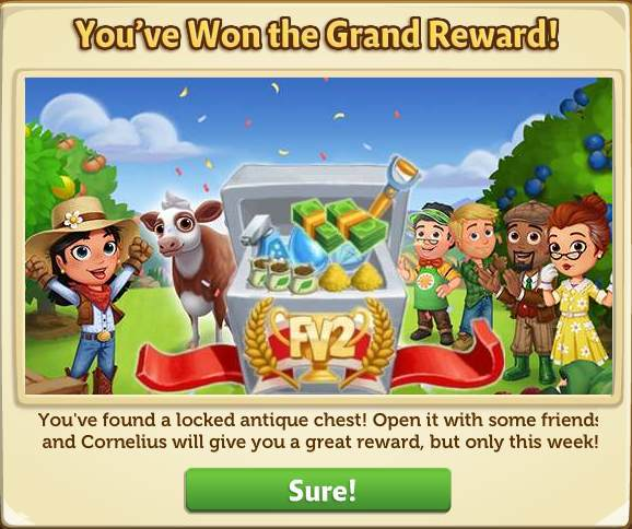 farmville 2 free gifts and rewards