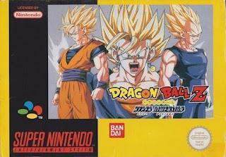 Dragon Ball Z: Hyper Dimension (BR) [ SNES ]