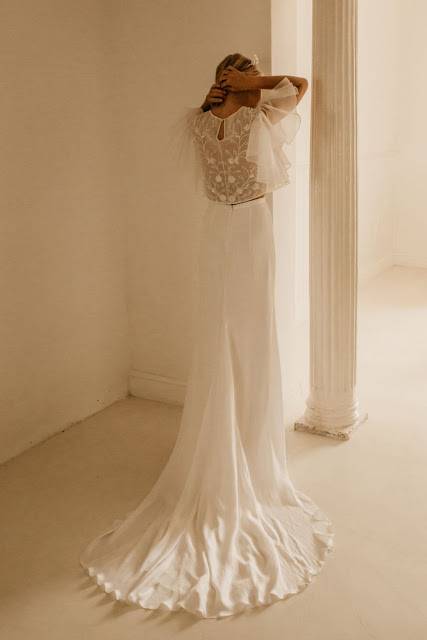 luxury bridal wear brand australia bridal gowns separates hand beaded australian designer