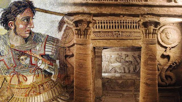 Έλληνας ερευνητής δηλώνει βέβαιος 100% για το πού βρίσκεται ο τάφος του Μεγάλου Αλεξάνδρου