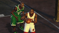 NBA 2K13 Global Progressive Sweat Mod