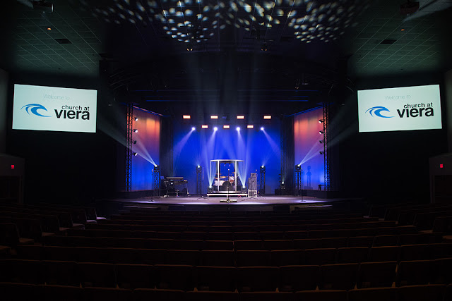 GC Pro, house of worship, audio, live sound, installation