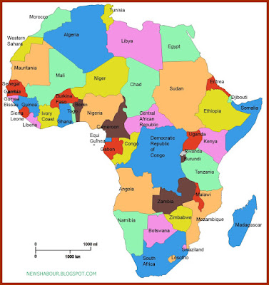 NEWS HABOUR: Checkout The Alphabetical List Of All African
