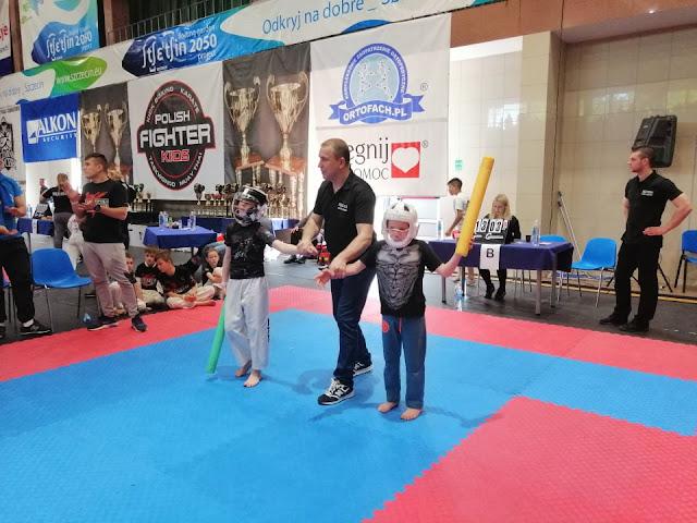 Łukasz Tabor debiutuje w rywalizacji sportowej