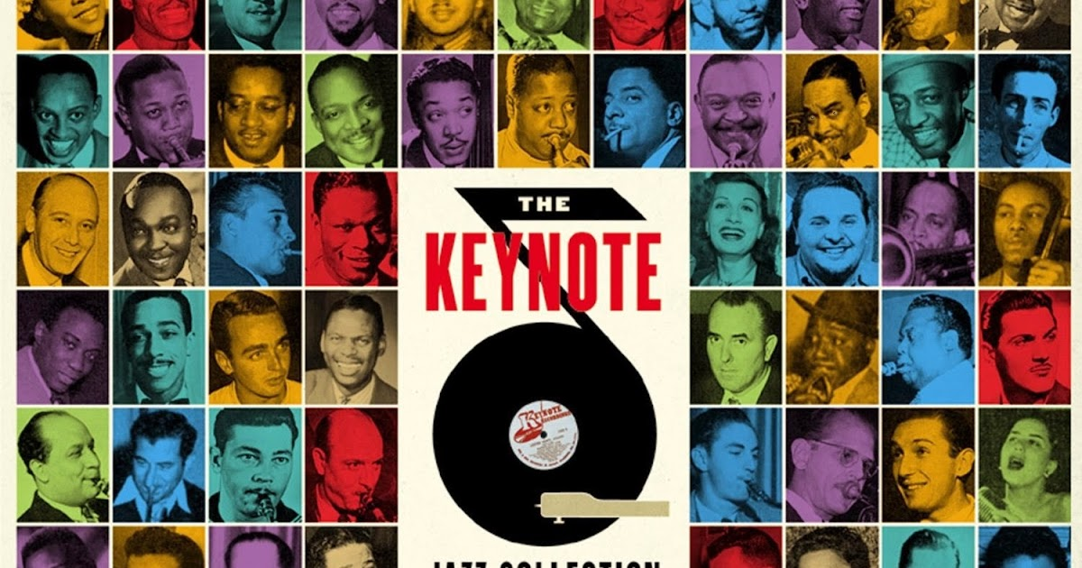 Jazz Recordings The Keynote Jazz Collection 1941 1947