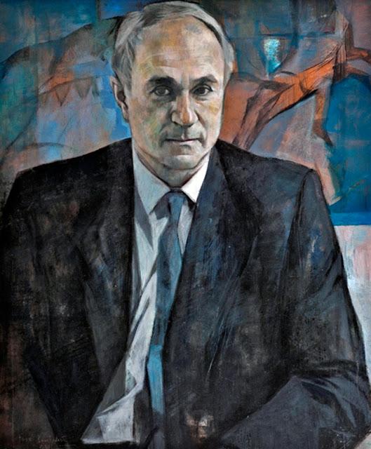 José Pantaleón, Maestros españoles del retrato, Pintor español, Martin Almagro Gorbea,  Retratos de José Pantaleón, Pintores de Oviedo