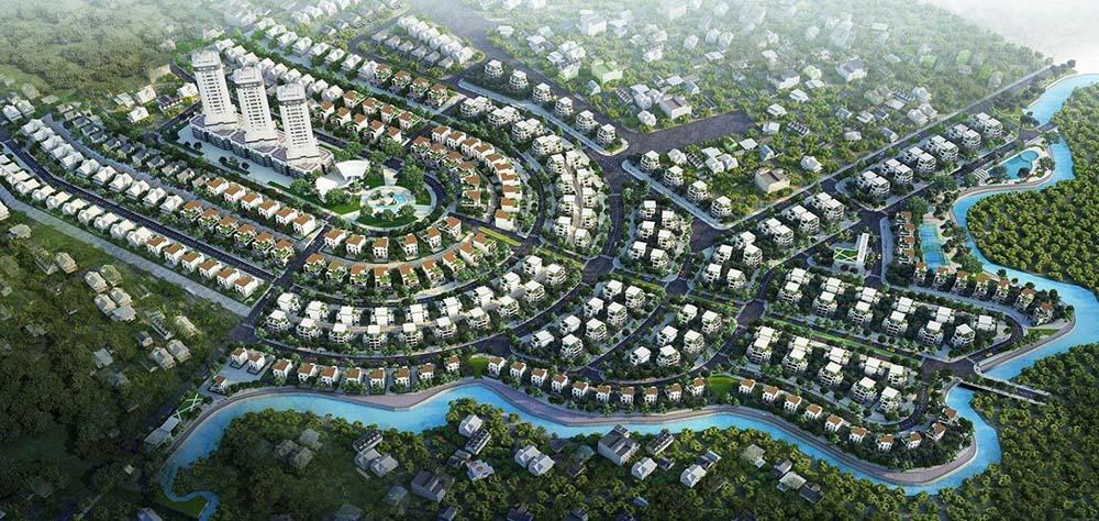 Biệt thự Phú Cát City Thạch Thất Hà Nội