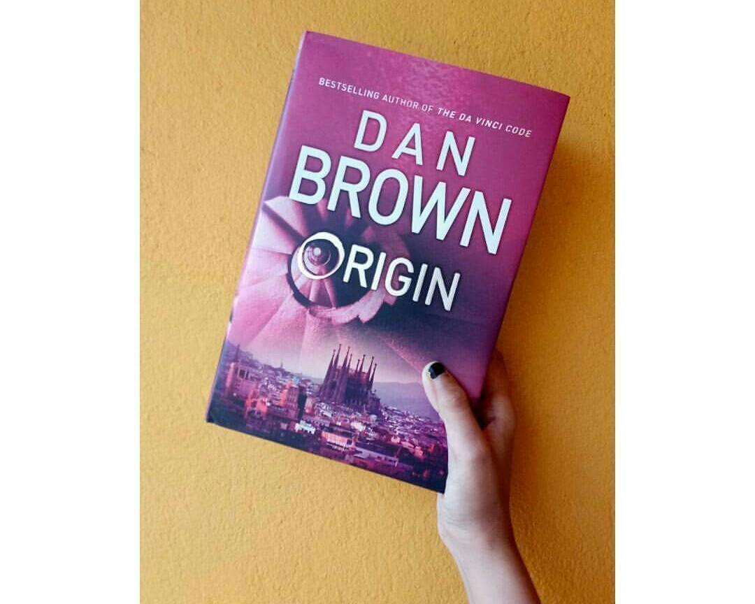 Book Review Origin By Dan Brown