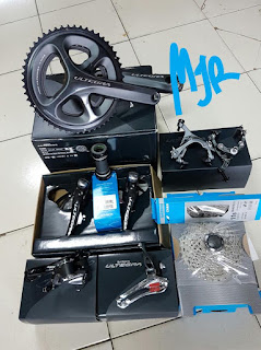 Group set Ultegra 6800 2x11speed