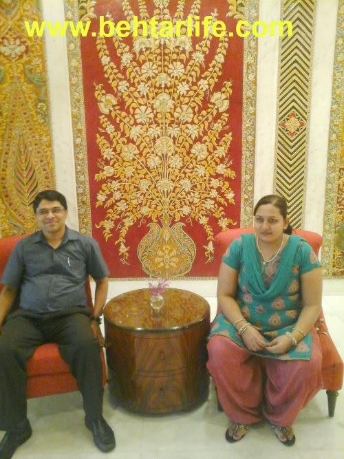 Snap-point 4 Zee Zindagi and Indiblogger Meet 2014
