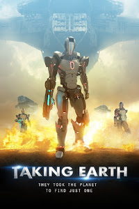 Taking Earth Poster