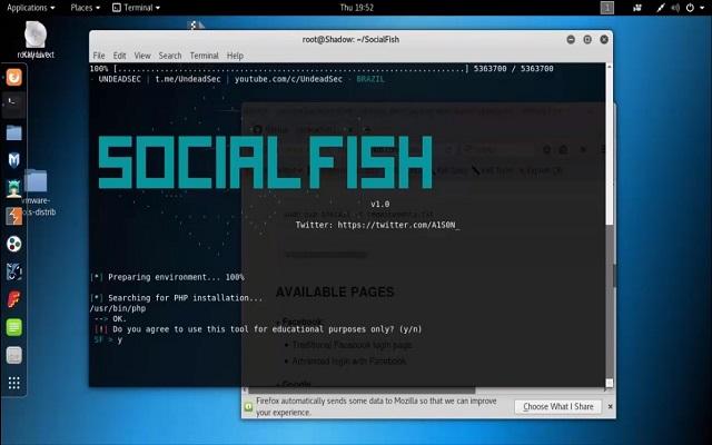 اختراق أي حساب على الفيسبوك بسهولة عبر أداة Social fish image2.jpg