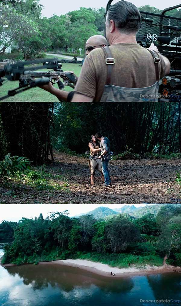 Hard Target 2 HD 1080p Español Latino