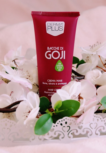 #15 DERMA PLUS  Bacche Di Goji -  krem do rąk