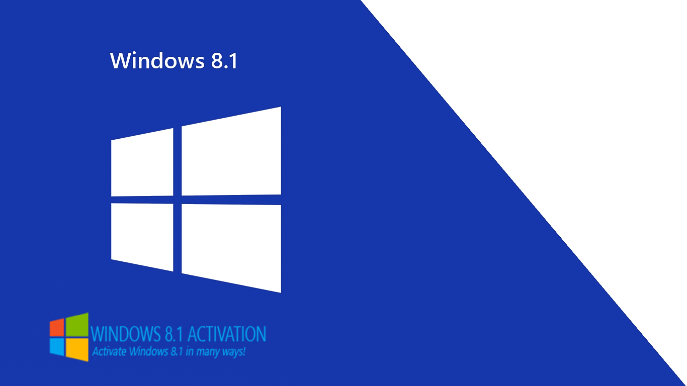 activator windows 8.1