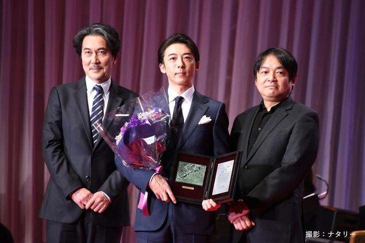 Issey Takahashi, Katsuhide Motoki, Koji Yakusho