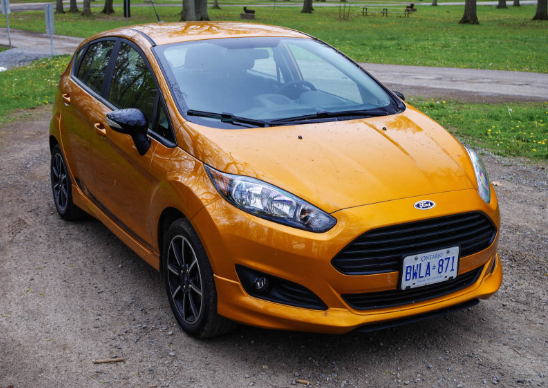 2016 Ford Fiesta 1.0L EcoBoost Sedan Review