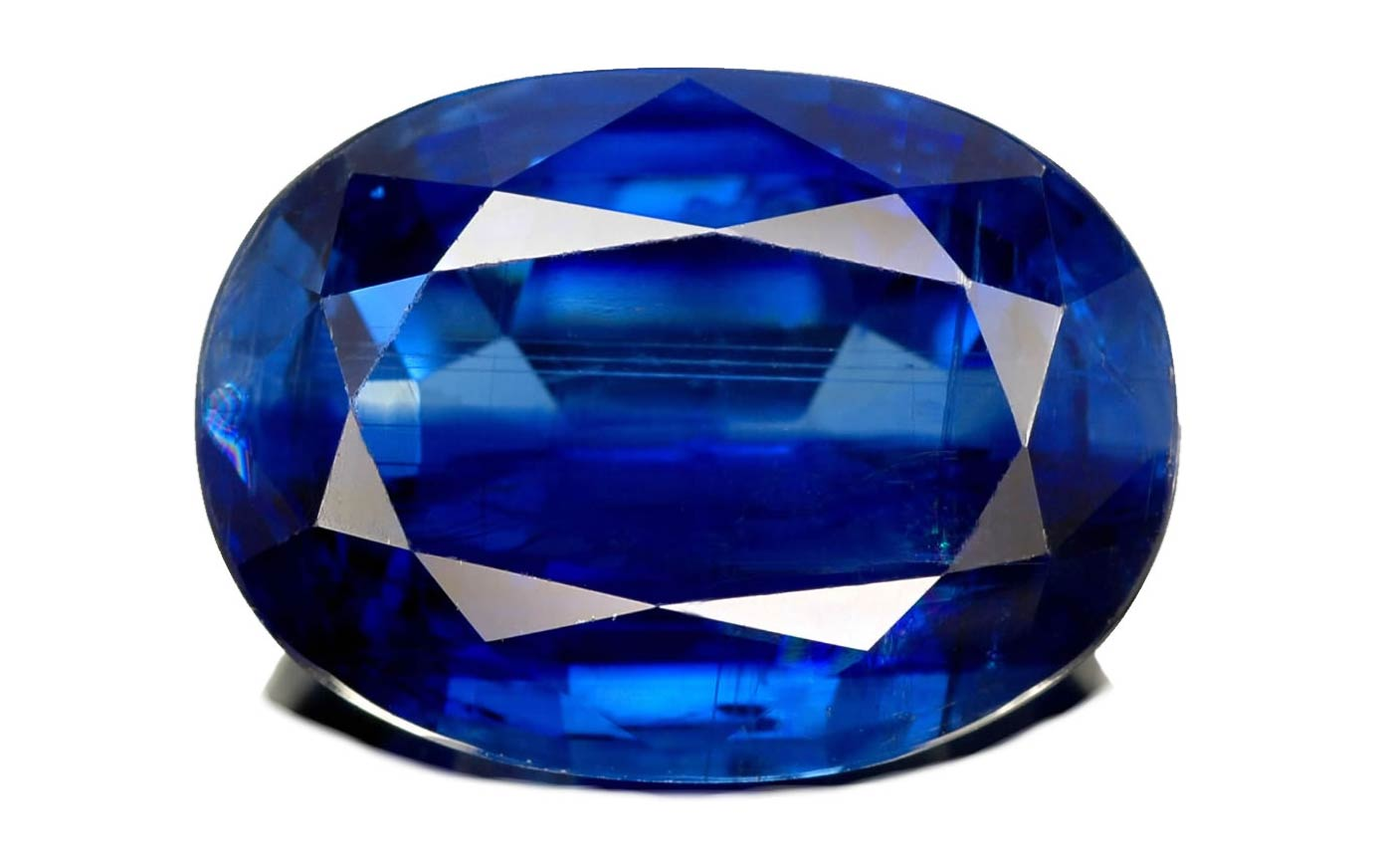 Kyanite May Look Like Blue Sapphire, but These are Very Different Gemstones