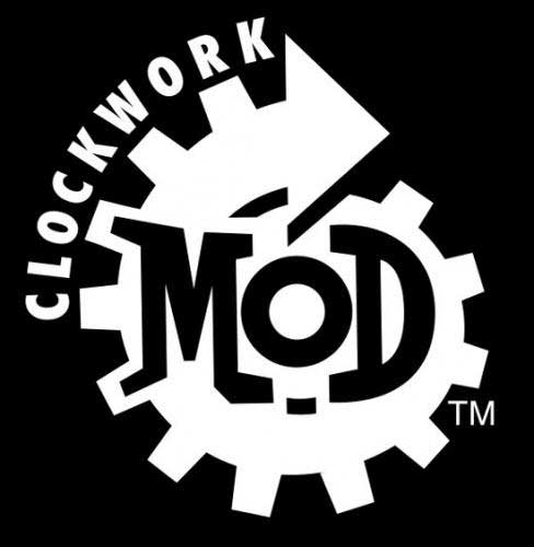 apa itu clockworkmod cwm
