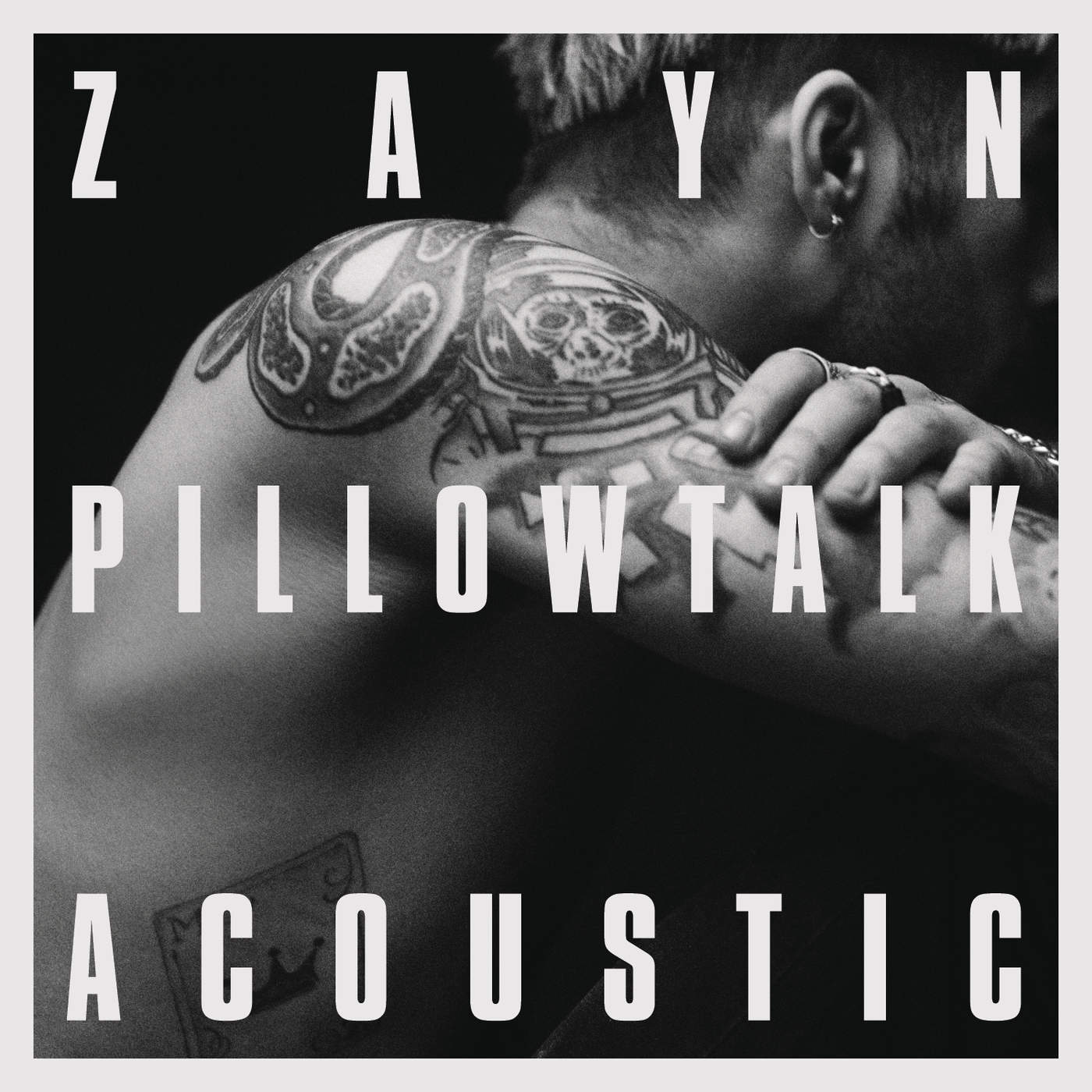 ZAYN - PILLOWTALK (The living room session) - Single Cover