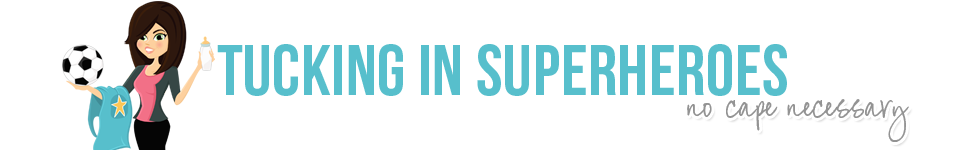 Tucking In Superheroes
