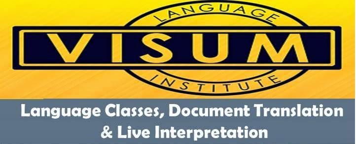 Visum Document Translation Services