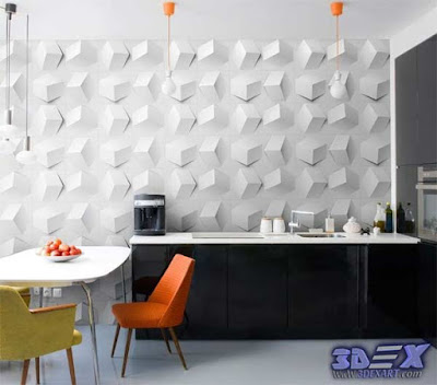 3d decorative wall panels, Modern 3d wall panels, 3d wall covering