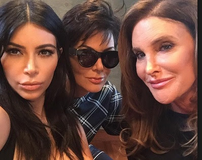 Kim Makes It Clear The Rift Between Kris Jenner & Caitlyn Is Irreparable