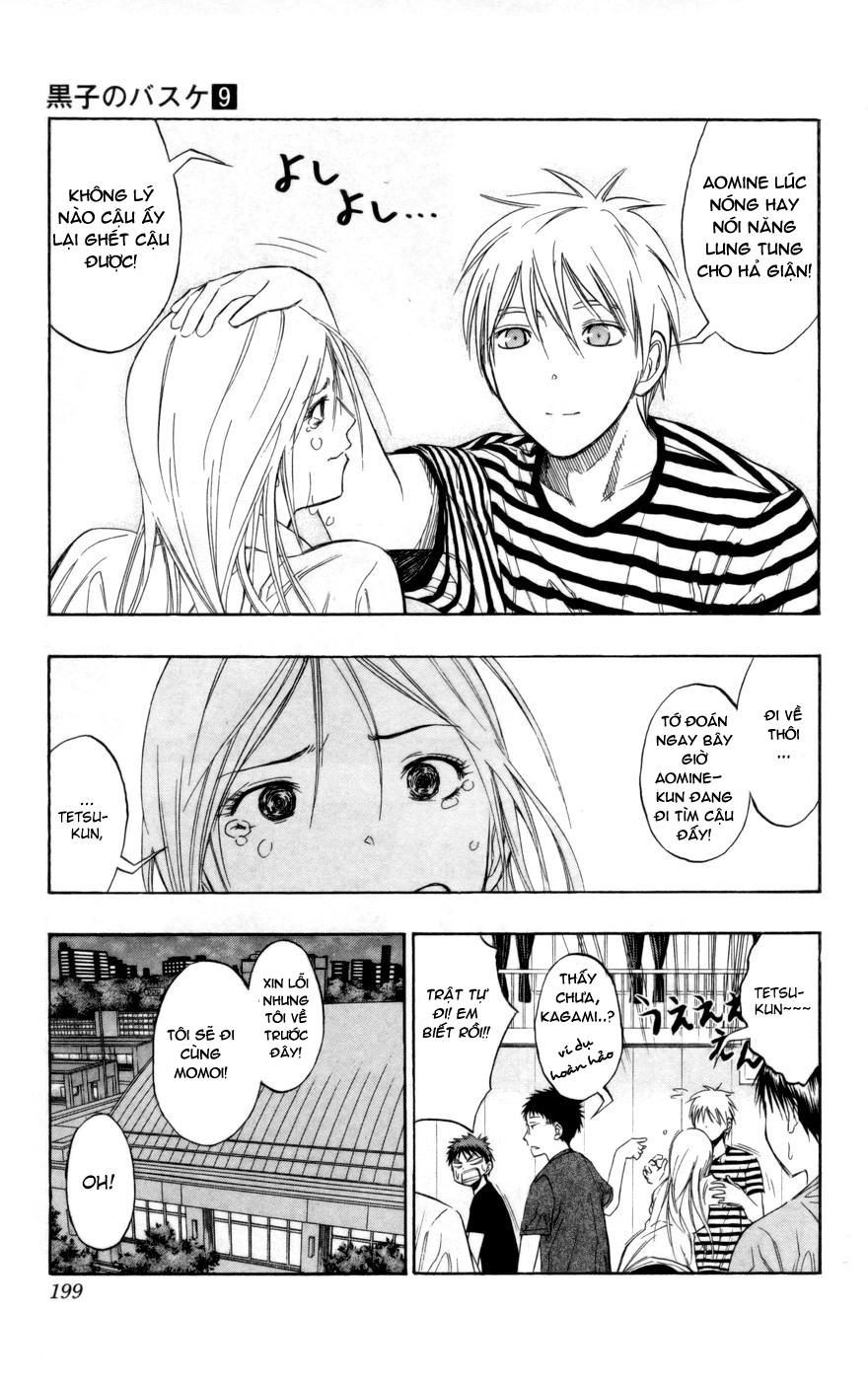 Kuroko No Basket chap 080 trang 13