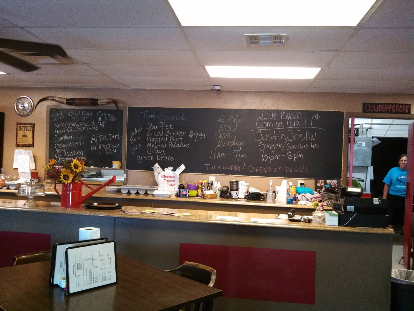 Cottage Making Mommy Small Town Cafe Makeover On A Strict