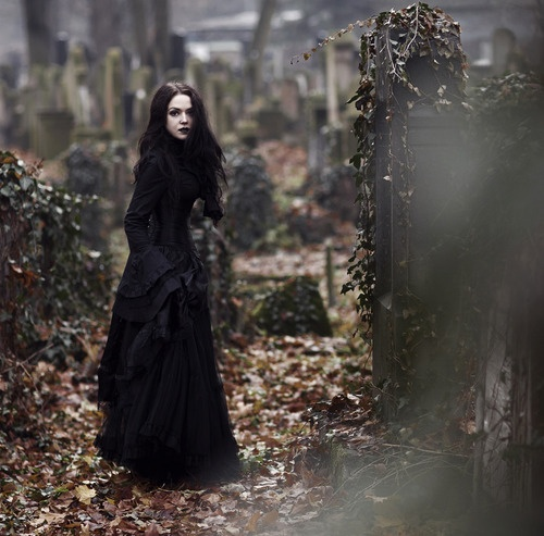 Devilinspired Gothic Clothing People And Lifestyle