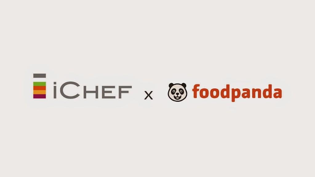 網羅外送市場,iCHEF和foodpanda攜手提供O2O服務