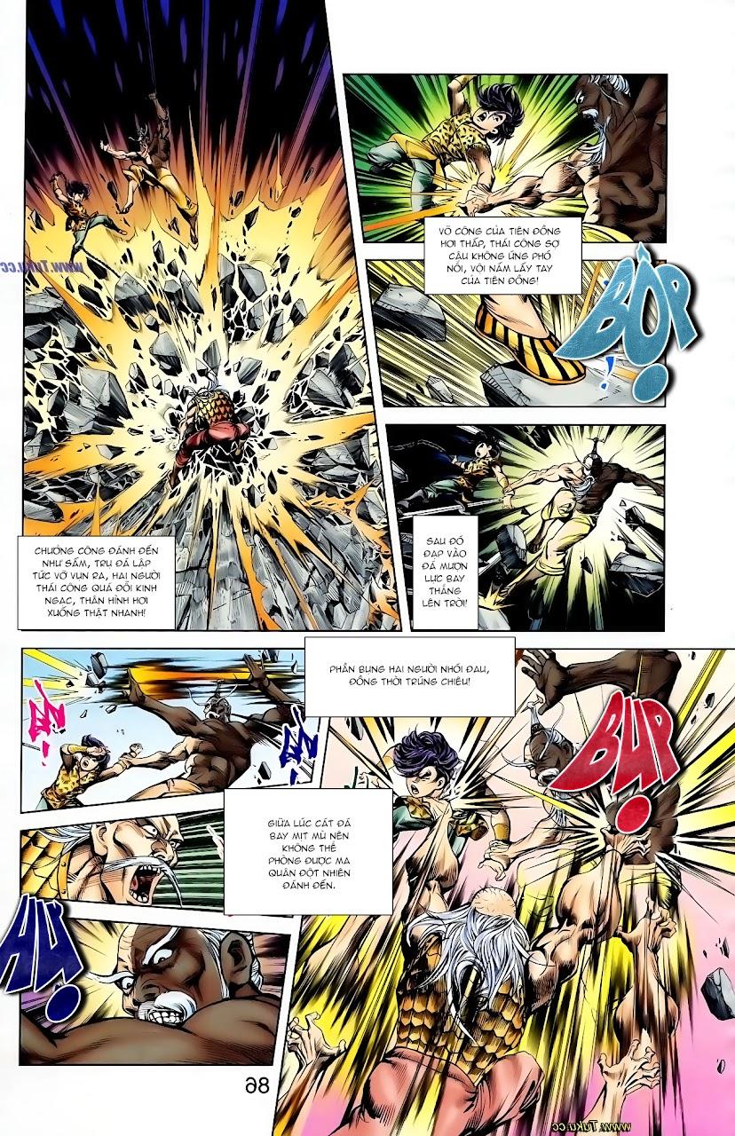 Cơ Phát Khai Chu Bản chapter 115 trang 7