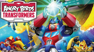 Download Angry Birds Transformers v1.23.3 Mod