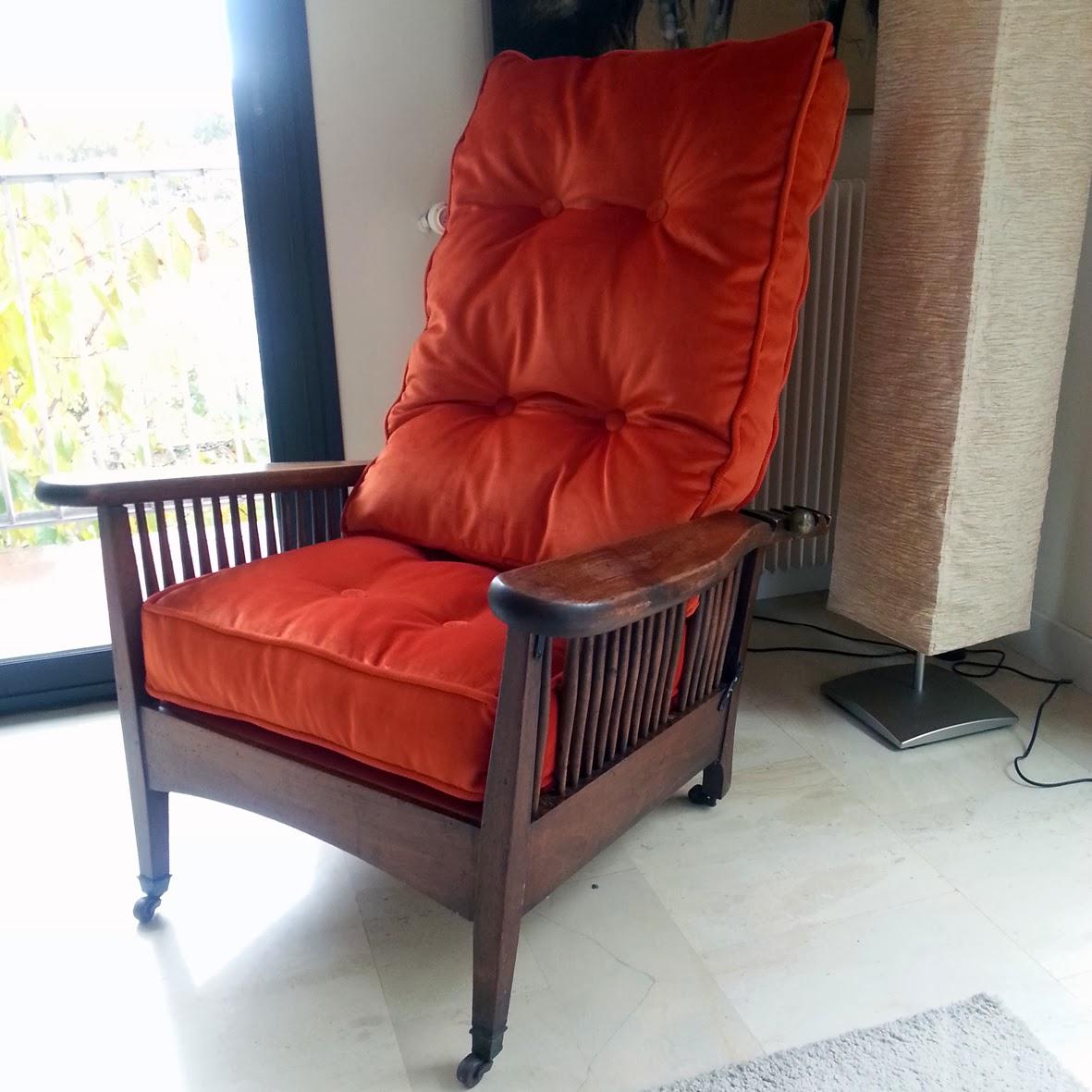 avant apr s fauteuil anglais 19e atelier velvet artisan tapissier paris 10e. Black Bedroom Furniture Sets. Home Design Ideas
