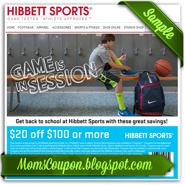 graphic about Hibbet Sports Printable Coupons identify Printable hibbett sports activities discount coupons / Fast paced Offers