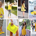Fashion inspiration: Sunny yellow