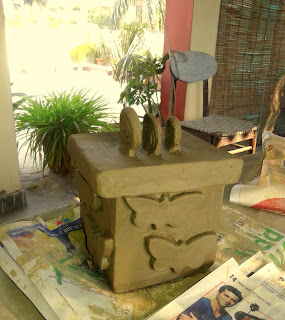 Clay Project for Architect Student