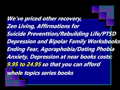 zen dating, recovery from crisis hypnosis cds and books by Dr. Bunch