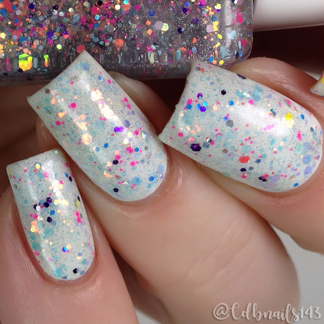Glam Polish-Wild Wild West Coast