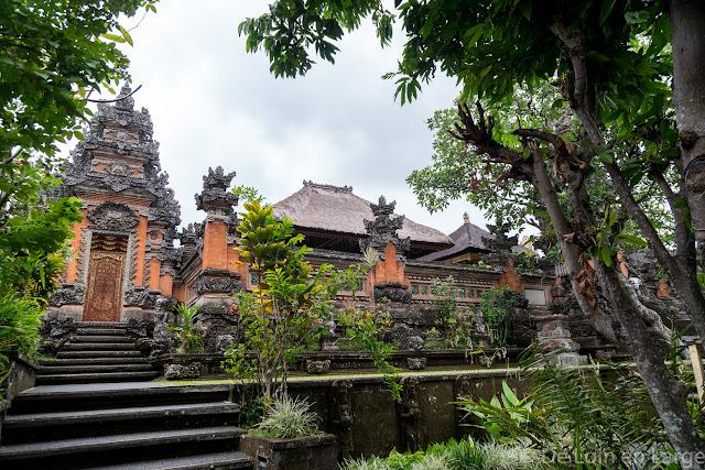 Pura Taman Saraswati - Ubud - Bali