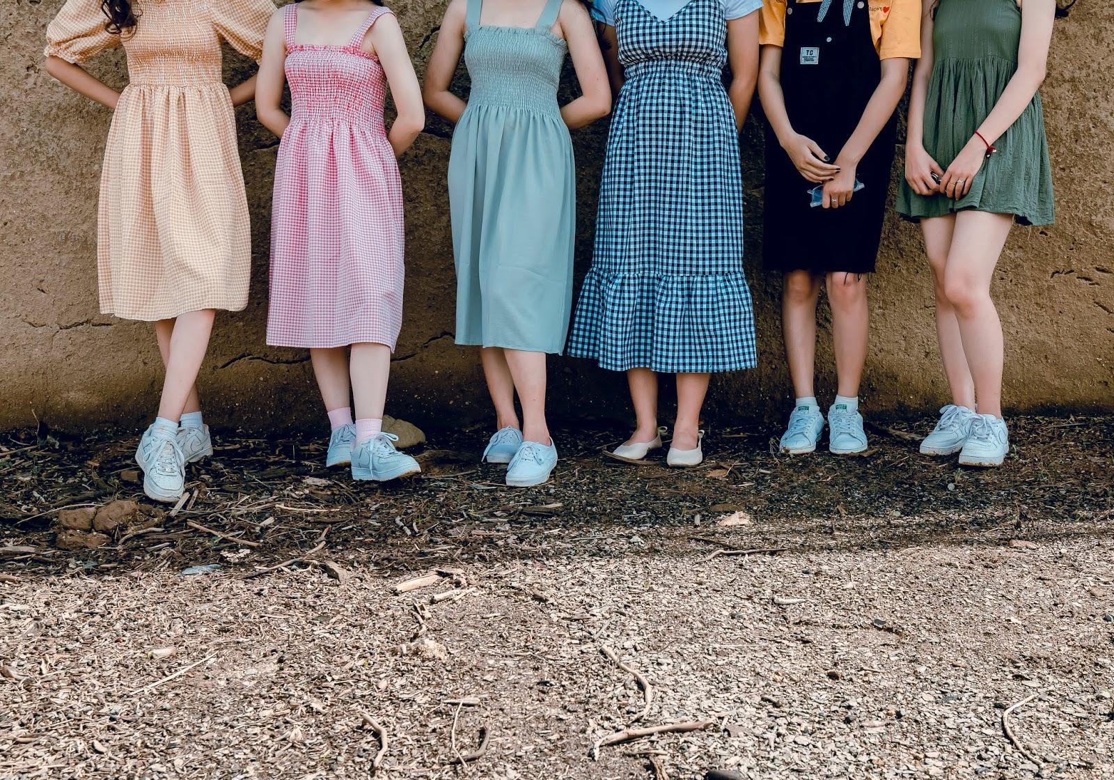 Wesele z niemowlakiem - moje propozycje na wygodne sukienki