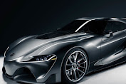 Toyota Gazoo Supra Will Be Revealed at the Geneva Motor Show 2018