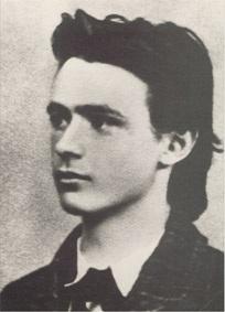 Rudolf Steiner életrajz fiatalkor
